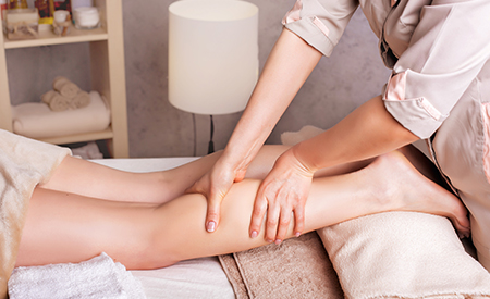 Massage at Escott Ltd Sports Clinic in Grays, Essex